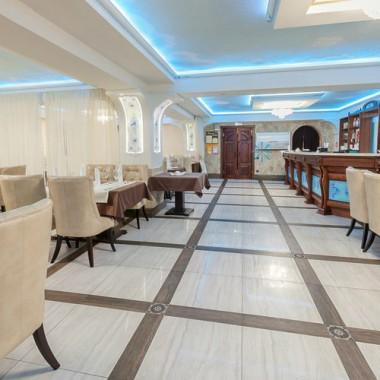 Виртуальный тур по ресторану гостиничного комплекса «Белые Росы»
