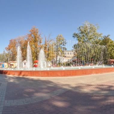 Виртуальный тур в парке возле Диорамы