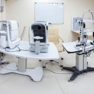 3д-тур для частной клиники офтальмологии Крофт