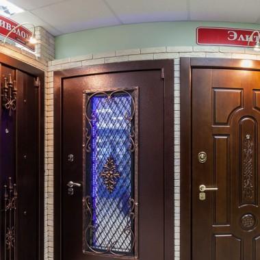 3d-тур для выставочного зала магазина дверей «Гранд»