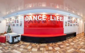 3d-тур для школы танцев Dance Life